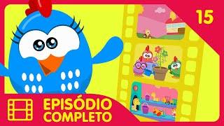 Galinha Pintadinha Mini - Episódio 08 Completo - 12 min