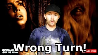 Wrong Turn Movie Review! Whatshallwedonext Edition!