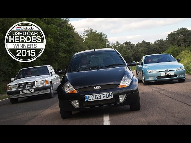 Used Car Heroes: The winners