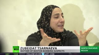 'Why did they need to kill my son?' - Tsarnaev's mother