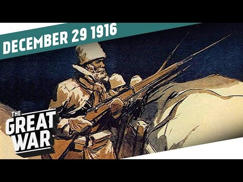 Turmoil in Russia - The Assassination of Rasputin I THE GREAT WAR Week 127