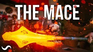 MAKING THE MACE!!!
