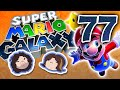 Super Mario Galaxy Thinky Pinky Part 77 Game Grumps