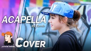 Acapella - Karmin cover by Jannine Weigel (พลอยชมพู)
