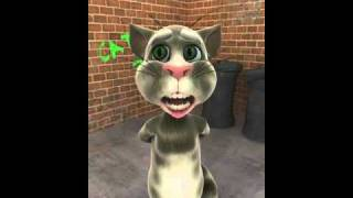 hot wet bald tight pussy as sung by Talking Tom