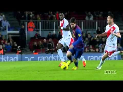 Lionel Messi ● El Rey Del Regate HD