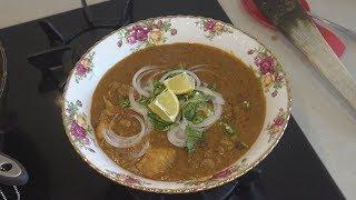 KARAHI MURGH CHOLE  Bajias Cooking