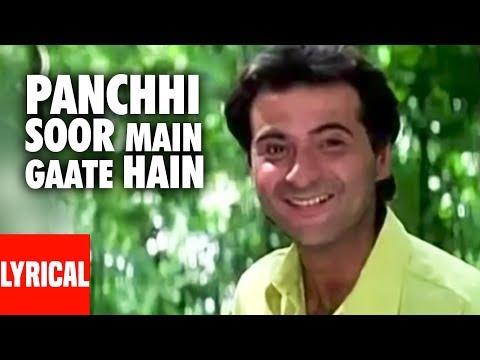 Xxx Mp4 Panchhi Soor Main Gaate Hain Lyrical Video Sirf Tum Sanjay Kapoor Priya Gill 3gp Sex