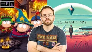 South Park Stick of Truth Goes To Switch And No Man