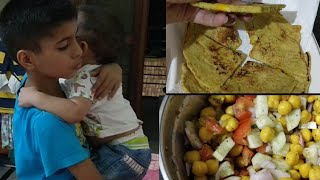 Indian Mom Monday Dinner Vlog/Healthy Recipes for Kids n Adults/Question -Answer