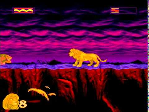 Disney's The Lion King - Level 10
