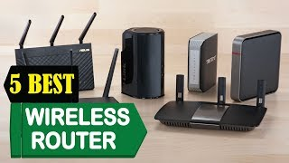 5 Best Wireless Router 2018 | Best Wireless Router Revie   ws | Top 5 Wireless Router