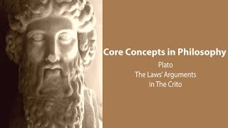 The Laws' Arguments (from Socrates) in Plato's Crito - Philosophy Core Concepts