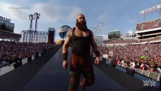 Wrestlemania 33 Kickoff Andre The Giant Memorial Battle Royal Full Match HD FLUVORE