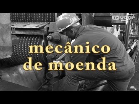 PROFISSÕES Mecânico de moenda