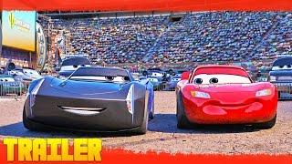 Cars 3 (2017) Disney Nuevo Tráiler Oficial #5 Español