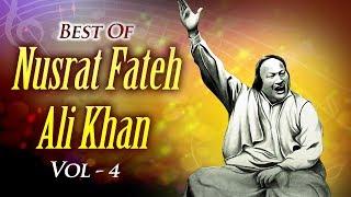 Best Of Nusrat Fateh Ali Khan - Vol 4 | Superhit Punjabi Songs 2017 | Musical Maestros