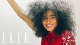 Our June Cover Star Indya Moore Gives Us Daily Affirmations to Live By | ELLE