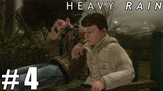 Heavy Rain - CADÊ O SHAUN? - Parte 4