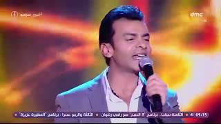 محمد محى يبدع في اغنيه اتكلم عليا