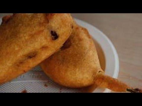 Xxx Mp4 Hot Indian Mirchi Bajji Recipe Mirchi Pakoda UP Style Stuffed Chilli Snack Recipe By Bushra Fatima 3gp Sex