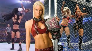 Top 10 WWE Womens/Divas Championship Matches on SMACKDOWN