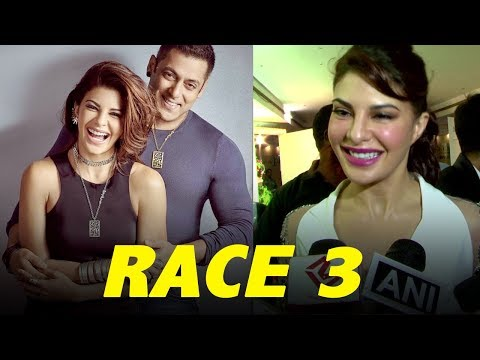 Xxx Mp4 Jacqueline Fernandez's Reaction On Working With Salman Khan In Race 3 3gp Sex