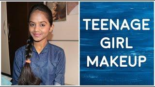 TEENAGE GIRL MAKEUP INDIA