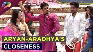 Aryan and Aradhya to come close on Krishnadasi