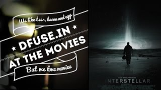 Review: Interstellar [dfuse.in At The Movies]