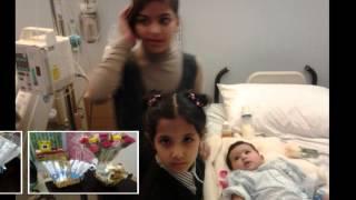 رحلة لمستشفى النساءوالاولادة والاطفال بالمدينة المنورة للابتدائية 122 لتفعيل يوم السكر العالمي