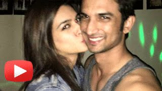OFFICIAL : Sushant Singh Rajput & Kriti Sanon Dating