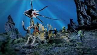 Lego Atlantis Commercial Gateway of the Squid
