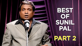 Best Of Sunil Pal | Part 2 | B4U Comedy