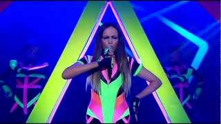 Samantha Jade - UFO - XFactor Australia Top 6 Performance Show