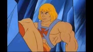 I'm He-Man and I know it.  LMFAO Sexy and I know it Parody