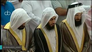 Part of Salat Al-Taraweeh -Sheikh Abdulwali Al-Arkani - * 1437-Ramadan-29 \ 2016-7-4  *