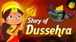 Story of Mahishasura Mardini | Navarathiri Special | MagicBox English