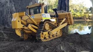 Rc Dozer CAT, D10T . Eagle mach