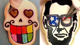 TRULY BEST Creative Cookie Decorating Video Compilation #1| Sugar Cookie Art Asmr