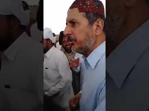 Xxx Mp4 Voters Grill PML N's Candidate Jamal Leghari At DG Khan 3gp Sex