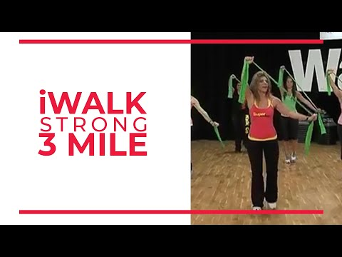 iWalk Strong 3 Mile Walk