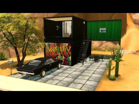 Xxx Mp4 The Sims 4 Speed Build CONTAINER HOUSE CC Links 3gp Sex