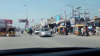 Sargodha | Lahore Road | Pakistan