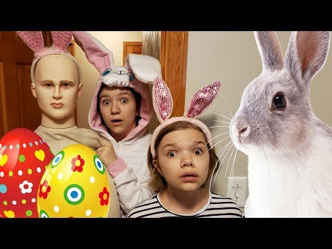 Crazy Easter Routine