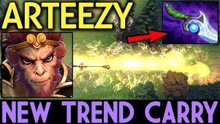 Arteezy Dota 2 [Monkey King] New Trend Carry