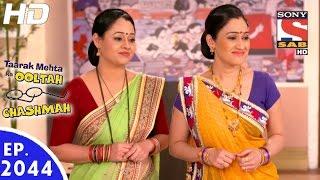 Taarak Mehta Ka Ooltah Chashmah - तारक मेहता - Episode 2044 - 11th October, 2016