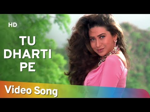 Tu Dharti Pe Chahe Jahan Bhi - Jeet Songs {HD} - Sunny Deol - Karisma Kapoor
