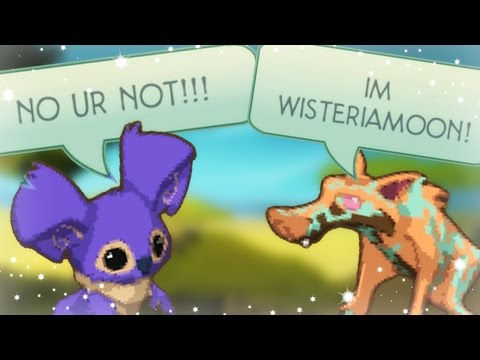ANIMAL JAM IMPERSONATING MYSELF GONE WRONG