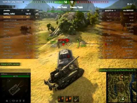 WOT - Tank Mating Ritual
